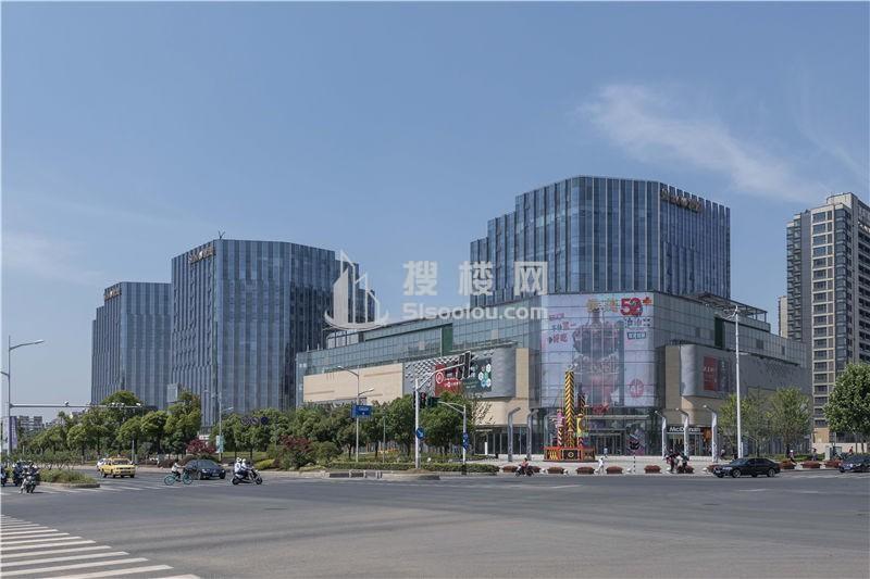 世茂城品国际广场