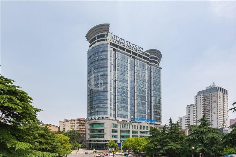 苏宁环球大厦