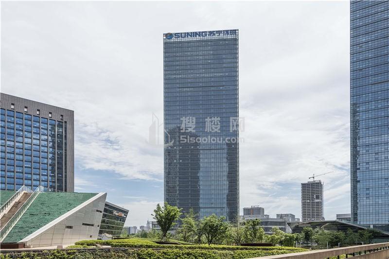 苏宁环球国际中心
